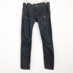 G-Star RAW Elwood Heritage Embro Narrow Jeans 25